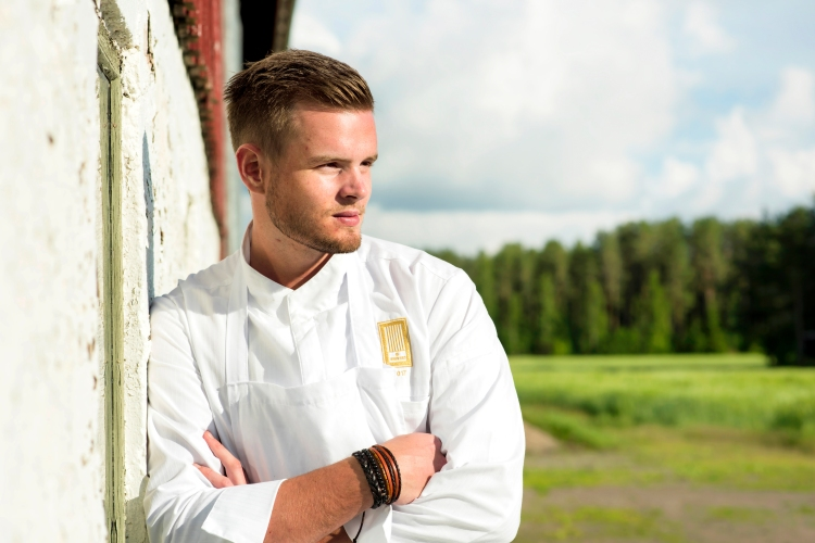 Topeliusmagazinet 2018: Årets Kock 2017, Mattias Åhman